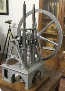 Modello motore a scoppio